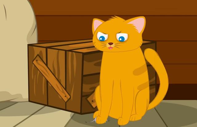 قصة جرس القطه