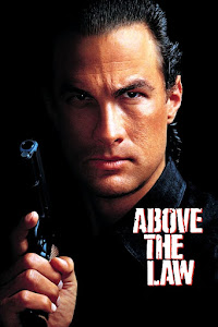 Above the Law Poster