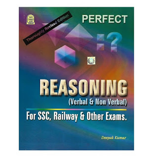Perfect Reasoning Book (Verbal & Non Verbal)