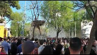 Nuestra Señora de Gracia y Esperanza por San Severiano en la Semana Santa Cádiz 2019