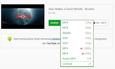 Cara Download Video Dari Youtube Mudah Tanpa Software