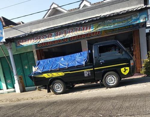 Sewa Pick Up Surabaya Kediri Blitar