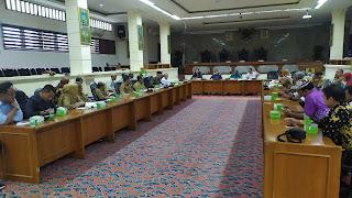 Rapat Soal Situs Matangaji, Komisi III DPRD Kota Cirebon Rekomendasikan Penghentian Proyek