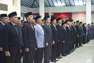 Bupati Faida Lantik Pejabat Baru di Pemkab Jember
