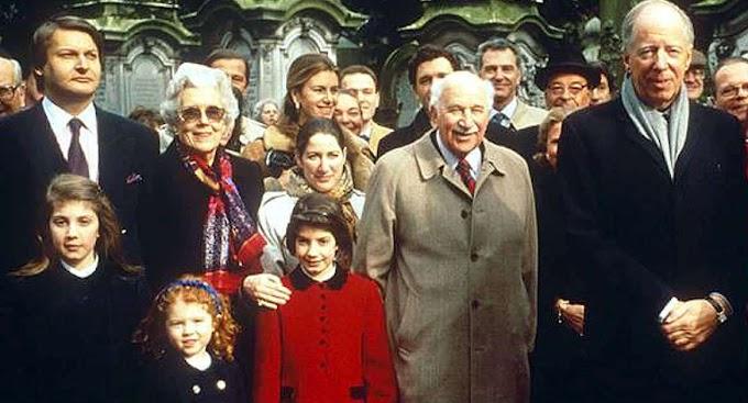 Dünyanın En Zengin 10 Ailesi