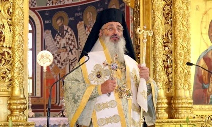 Με αναφορές στη Διακομματική Επιτροπή για τη Θράκη η ομιλία του Μητροπολίτου Αλεξανδρουπόλεως κ. Ανθίμου στο Διδυμότειχο