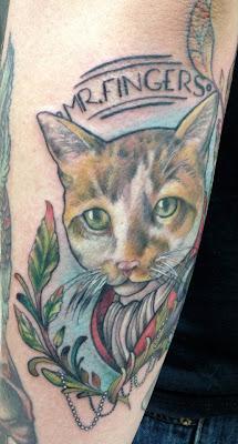 Tattoo Machines And Their Secrets: NAKOTA HEDRICK - GODOY ...  Godoy