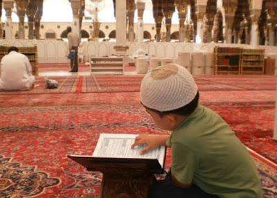 Kiat Membimbing Anak dalam Menghafal Al-Quran