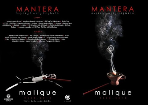 Black feat. Malique - Teman Pengganti MP3