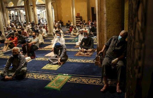 Egipto registra repunte en contagios por Covid-19