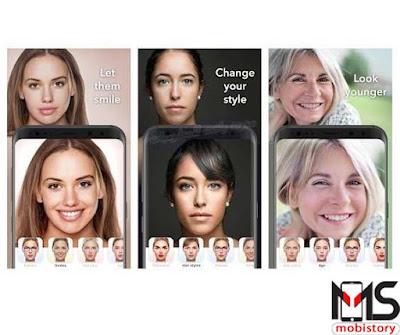 تحميل برنامج فيس اب برو مهكر اخر اصدار face app pro للأندرويد والأيفون