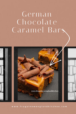 German Chocolate Caramel Bars Cake Mix Bars Recipe