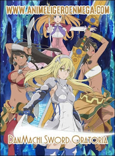 DanMachi Sword Oratoria 12/12 MP4 HD Ligero [720p] [Sub Español] [MF-MG-GD] BD