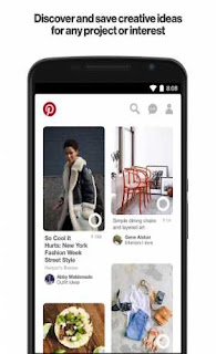 Pinterest 7.34.0 Android for Apk