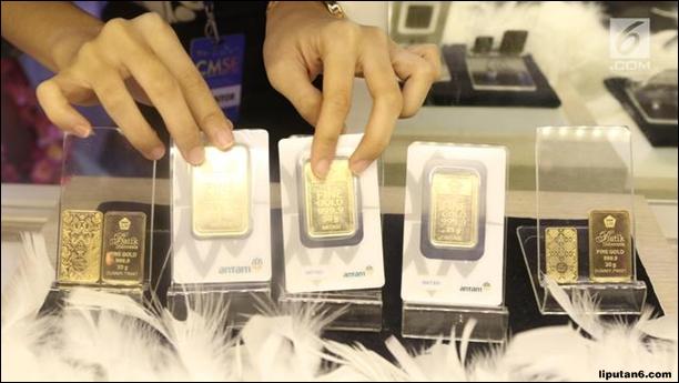 Tips menabung emas untuk pemula
