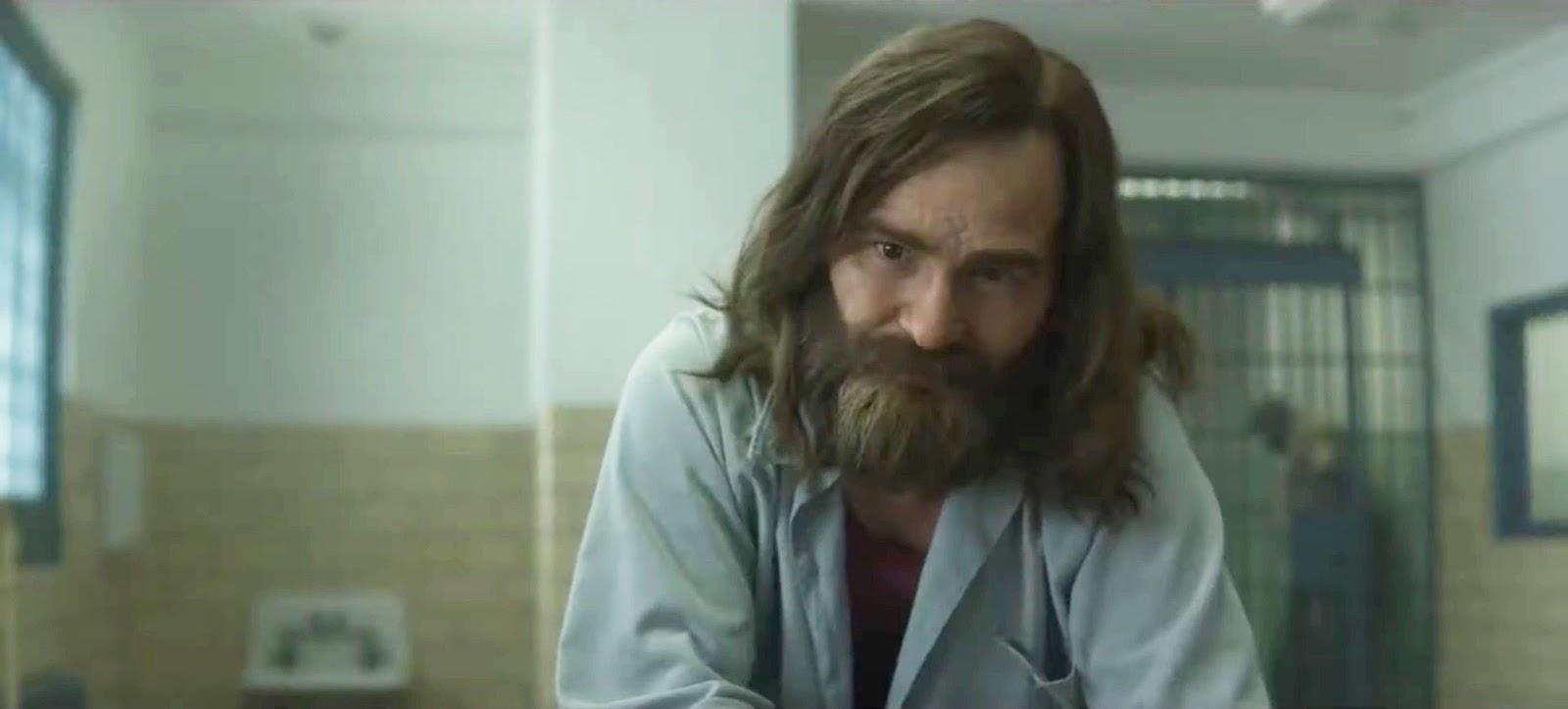 Charles Manson, en la segunda temporada de Mindhunter