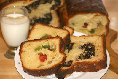 Cozonac - Romanian Christmas and Easter cake