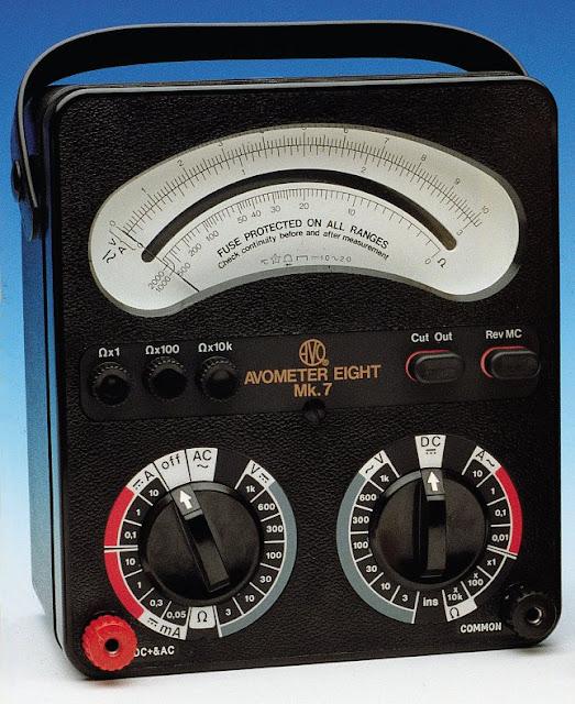 The AVOmeter