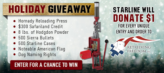 Starline Brass Holiday Giveaway