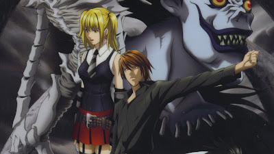 Death Note[ANIME]- デスノート