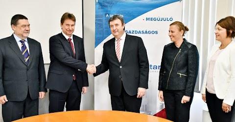 Négymilliárd forinttal támogatja az állam a Kecskeméti Termostar energetikai beruházását
