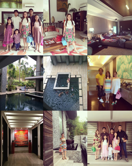 Check Out And See What Is Inside Manny Pacquiao's 700M Forbes Park Mansion! Truly Fabulous!