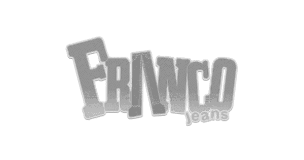 logo de la marca boliviana franco jeans
