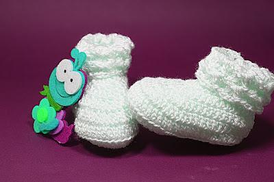 7 - Crochet Imagen Peucos o boticas a crochet fácil sencillo por Majovel Crochet.