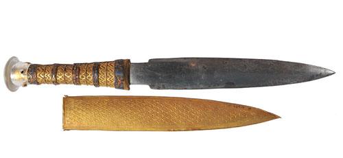 pedang pusaka firaun Benda Pusaka yang Dibuat dari Batu Meteor