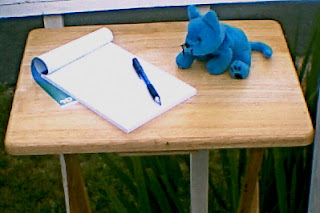Blue Mews My Poetry Muse