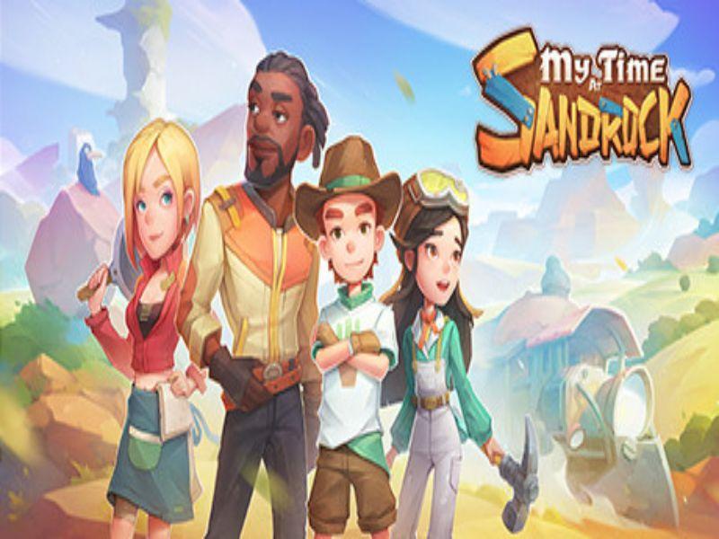 Download My Time at Sandrock Game PC Free