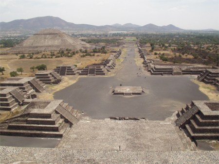 Beautiful Places In The World Teotihuacan Mexico
