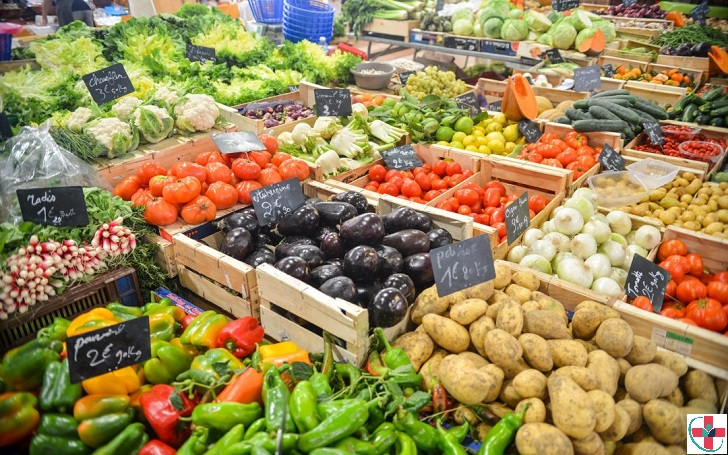 Organic local foods