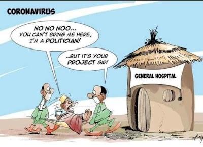 واضطر قادة أفريقيا لمواجهة أنظمة الرعاية الصحية التي أهملوها لسنوات