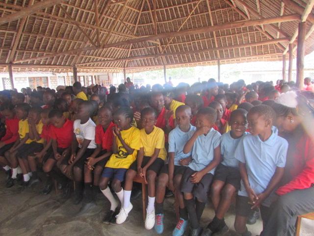 Children of Watamu: A Closing Day Prayer