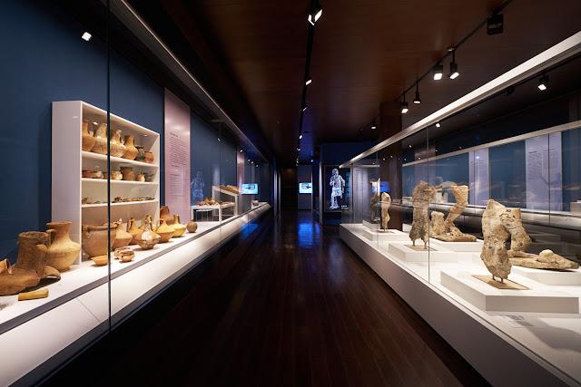 «Το ναυάγιο των Αντικυθήρων» στο Μουσείου του Παλατιού στην Απαγορευμένη Πόλη του Πεκίνου