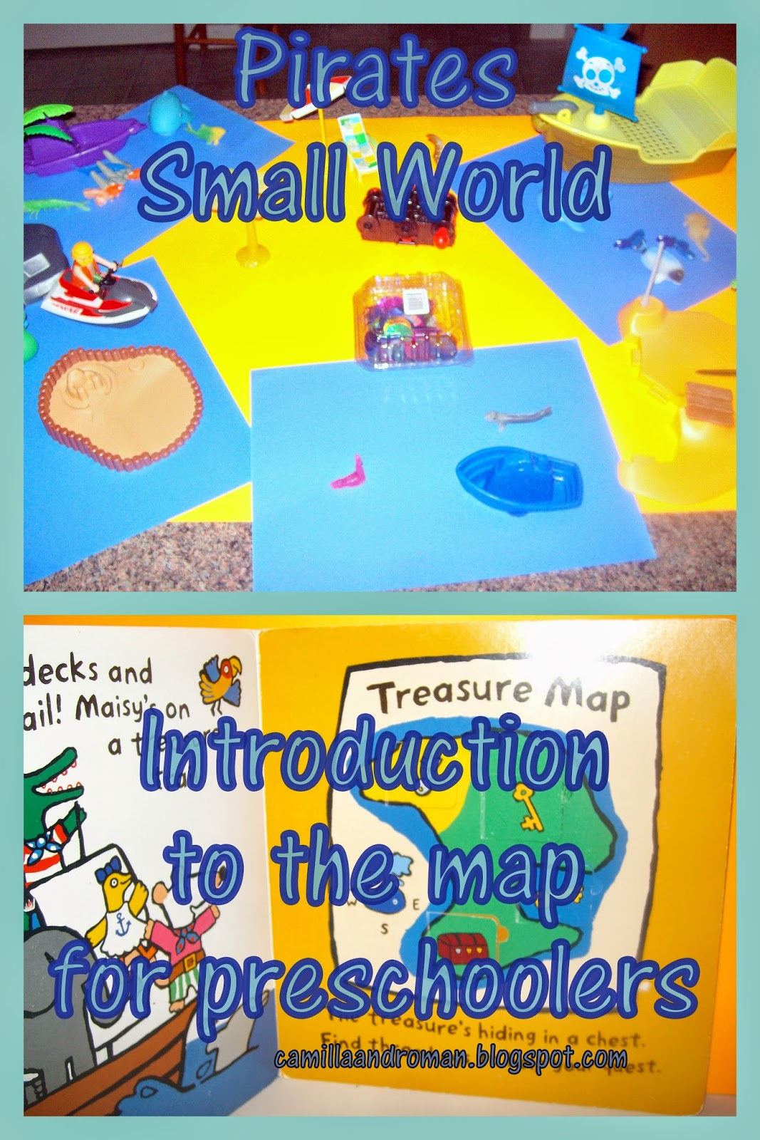 Educational games, small world, pretend play, story time, preschool books