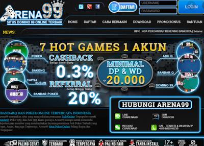 Trik Menang Bermain Poker Bersama Situs Arena99 Terbaik