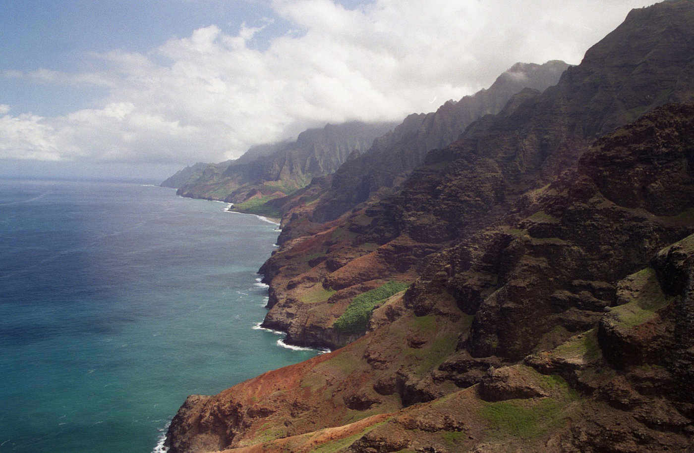 na pali coast - 15 most beautiful places on earth