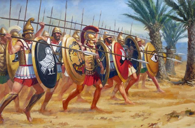 Πελοποννησιακού Πολέμου