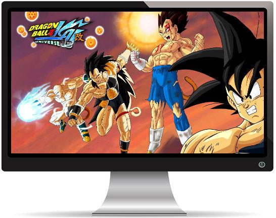 Dragon Ball Z Universe 13 - Fond d'écran en Full HD 1080p