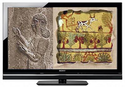 vedete din Mesopotamia