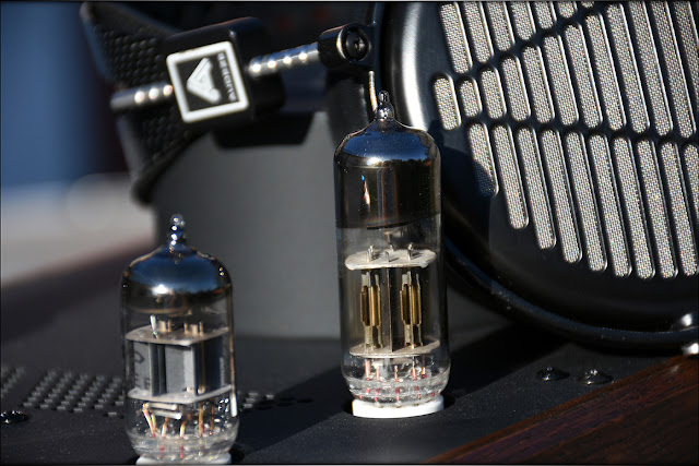 Feliks Echo Tube AMP Review Photos Audiophile Heaven Audeze LCD-MX4