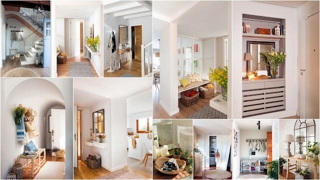 7 Λειτουργικές και όμορφες διαμορφώσεις για την είσοδο του σπιτιού