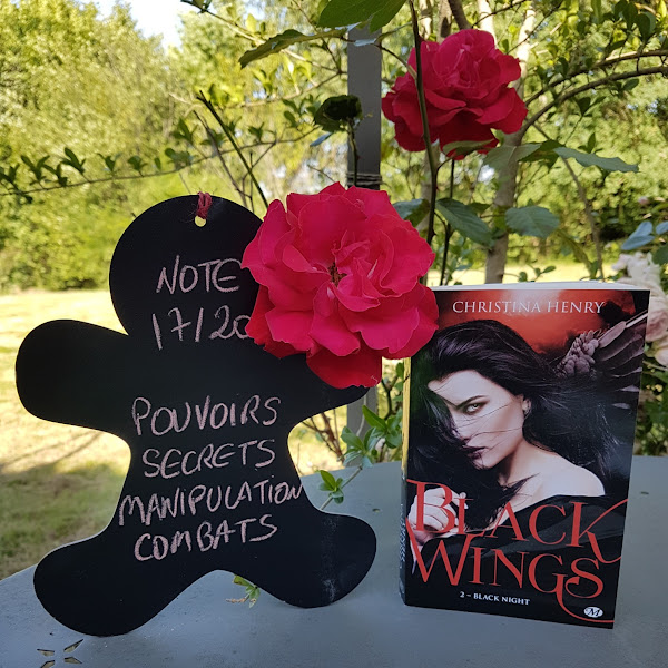 Black wings, tome 2 : Black night de Christina Henry