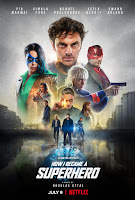How I Became a Super Hero (2021) Hindi Dubbed Full Movie Watch Online Movies
