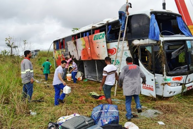 Eucatur é condenada a pagar R$ 300 mil à família de vítima de acidente; Sentença impôs pensão por mais de 20 anos