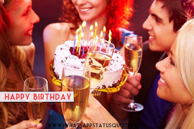 Happy Birthday Quotes for Friends & Family