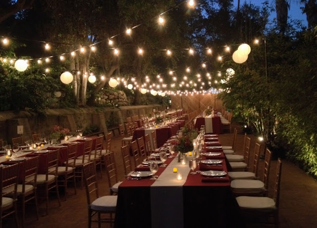 Best outdoor wedding venues in southern california for Best california wedding venues