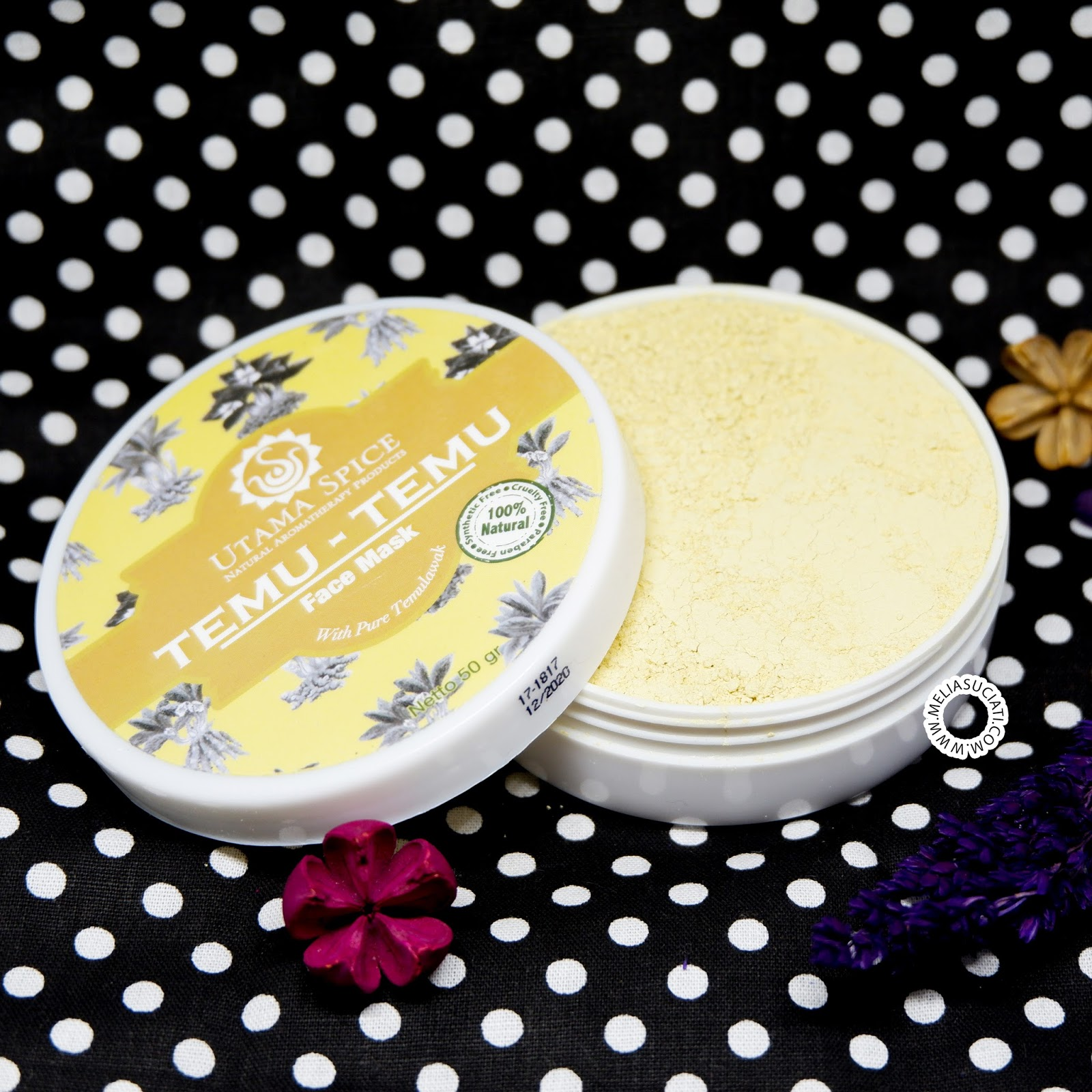 Utama Spice Traditional Skincare Based In Bali